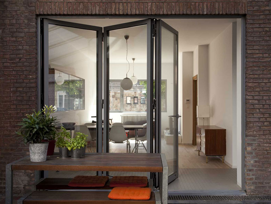 Bifold Doors Can Transform Your Kitchen Into The Hub Of