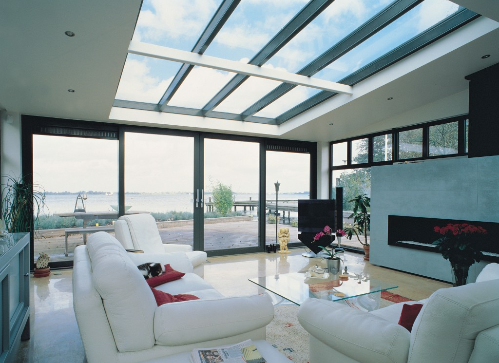 Triple Or Double Glazing With Aluminium Windows And Doors