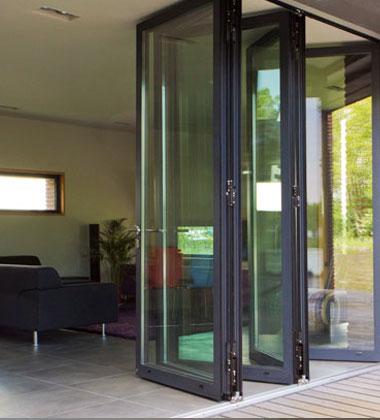 Astonishing aluminium folding patio doors pictures ideas house aluminium folding patio doors reynaers at home planetlyrics Image collections