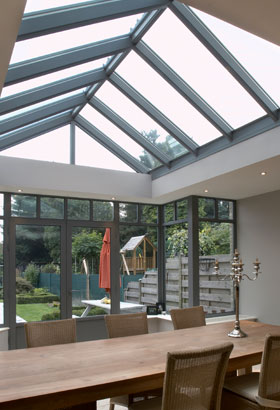 Ceiling Windows roof windows - reynaers at home