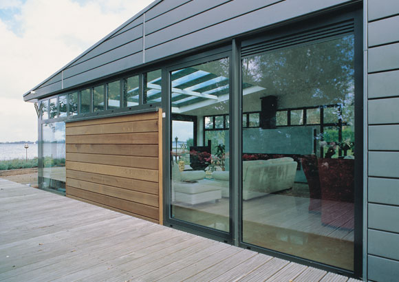 Aluminium Sliding Patio Doors Reynaers Home