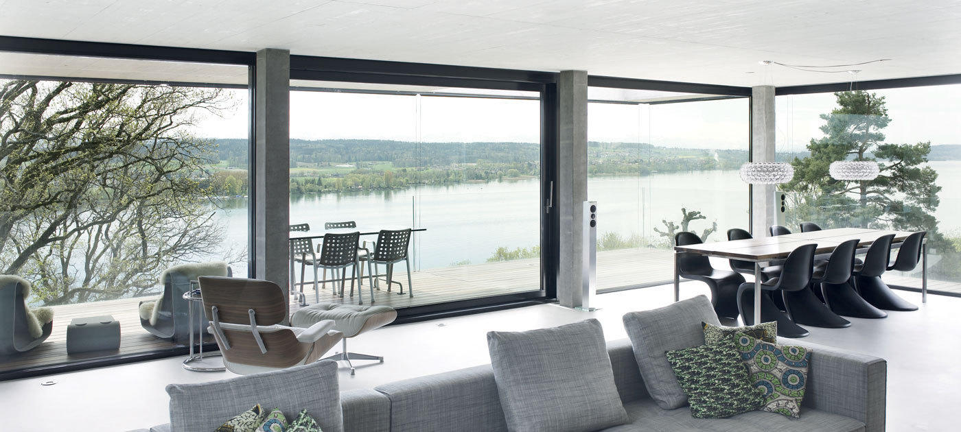 Hi-Finity Aluminium Sliding Patio Doors
