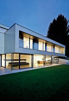 panoramic windows home