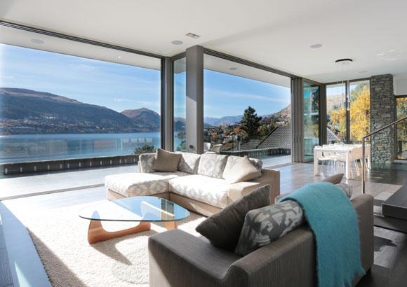 Aluminium Panoramic Windows Reynaers At Home