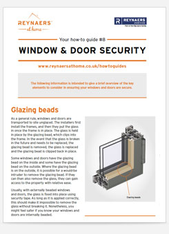 WINDOWS AND DOORS SECURITY