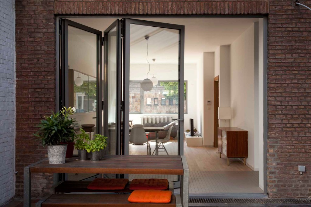 Aluminium Bifold Doors Can Help Make The Most Of Your Garden In Winter on Most Beautiful House Designs