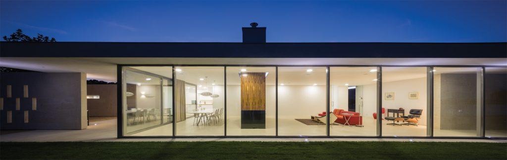 Bufftea Residence Bi-Fold Doors