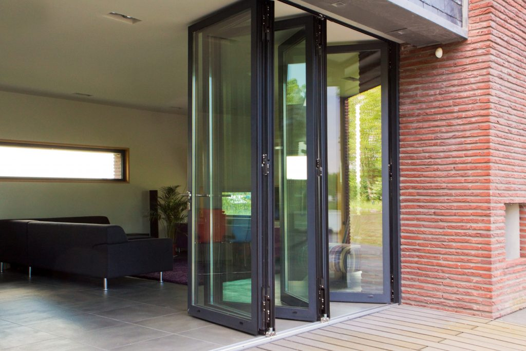Reynaers Leiden Folding Patio Doors
