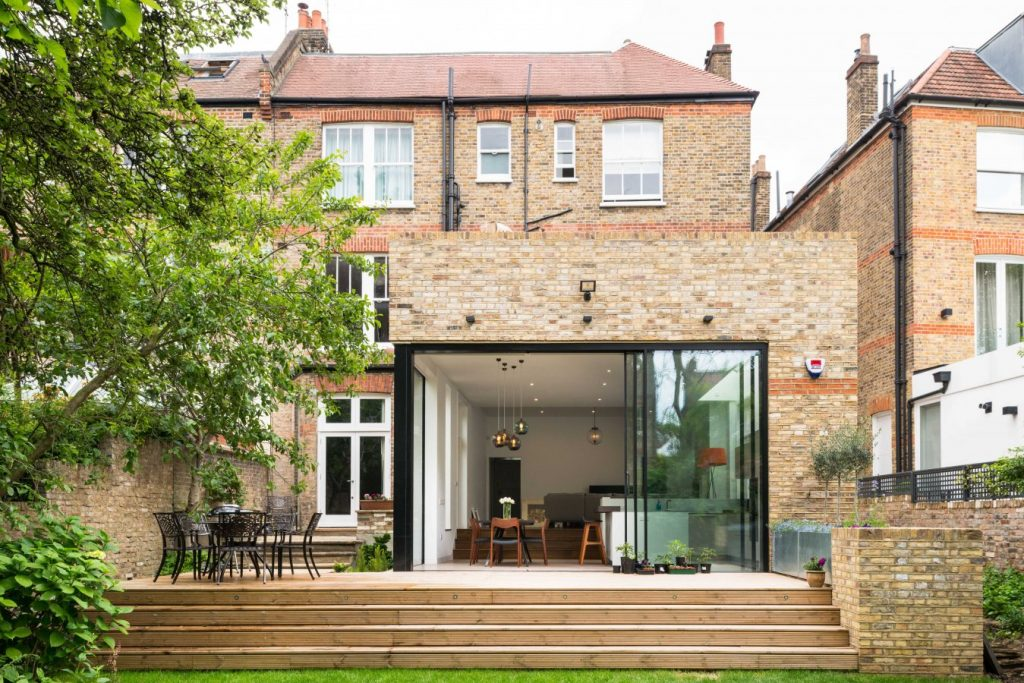 Canfield Gardens Sliding doors