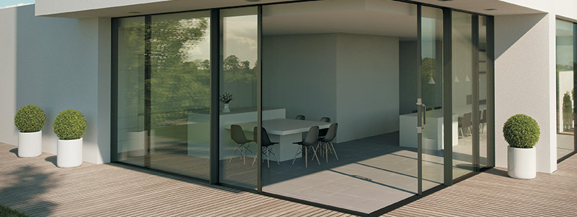 flush threshold bifold doors