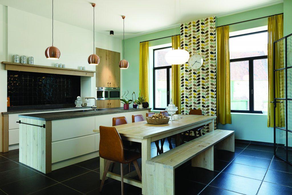 aluminium windows kitchen