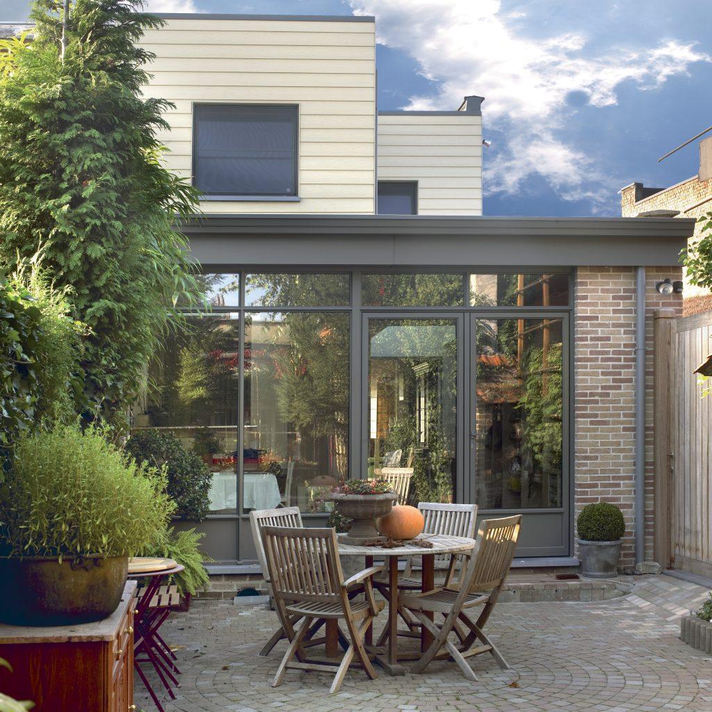 aluminium patio windows